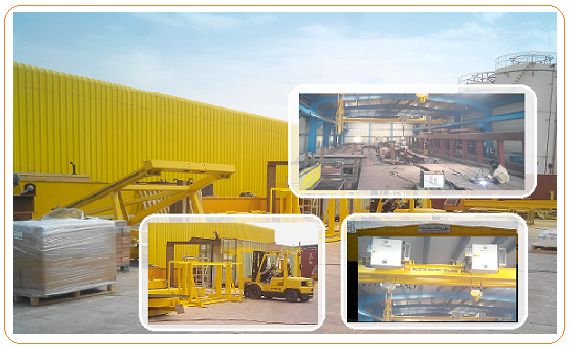 Crane Manufacturers in Dubai Crane Manufacturing Company in UAE